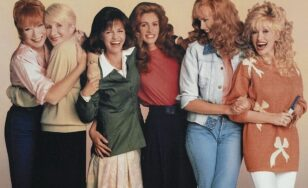 """Poster for the movie """"Steel Magnolias"""""""