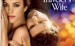 """Poster for the movie """"The Time Traveler's Wife"""""""