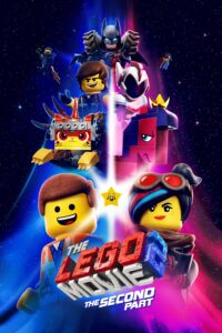 """Poster for the movie """"The Lego Movie 2: The Second Part"""""""