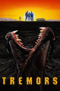 "Poster for the movie ""Tremors"""