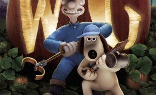 "Poster for the movie ""Wallace & Gromit: The Curse of the Were-Rabbit"""