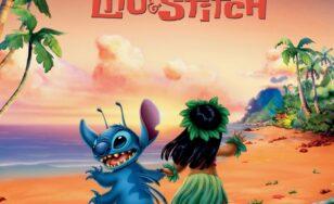 "Poster for the movie ""Lilo & Stitch"""