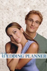 """Poster for the movie """"The Wedding Planner"""""""