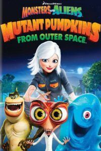 """Poster for the movie """"Mutant Pumpkins from Outer Space"""""""