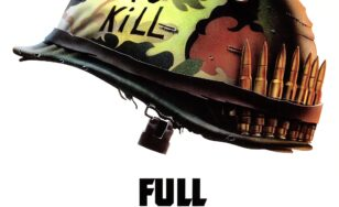"Poster for the movie ""Full Metal Jacket"""