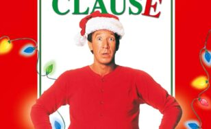 "Poster for the movie ""The Santa Clause"""