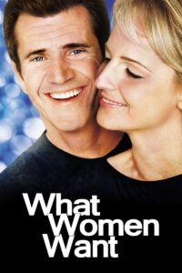"Poster for the movie ""What Women Want"""