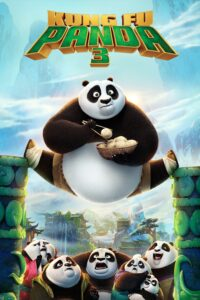 "Poster for the movie ""Kung Fu Panda 3"""