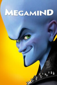 "Poster for the movie ""Megamind"""
