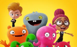 "Poster for the movie ""UglyDolls"""