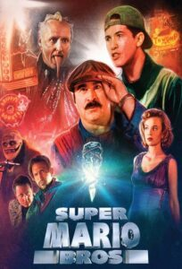 """Poster for the movie """"Super Mario Bros."""""""