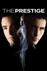 "Poster for the movie ""The Prestige"""