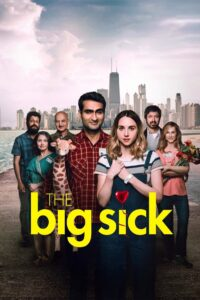 """Poster for the movie """"The Big Sick"""""""