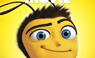 """Poster for the movie """"Bee Movie"""""""