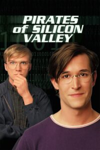 """Poster for the movie """"Pirates of Silicon Valley"""""""