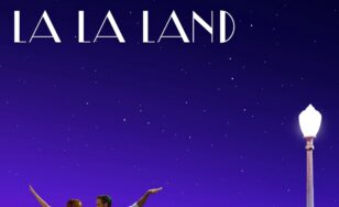 "Poster for the movie ""La La Land"""