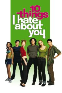 "Poster for the movie ""10 Things I Hate About You"""