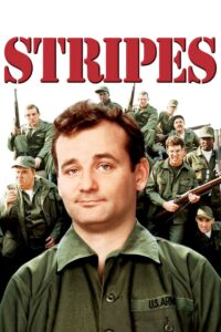 """Poster for the movie """"Stripes"""""""