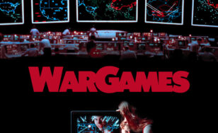 """Poster for the movie """"WarGames"""""""