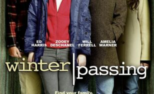 "Poster for the movie ""Winter Passing"""