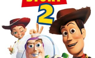 "Poster for the movie ""Toy Story 2"""