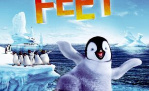 """Poster for the movie """"Happy Feet"""""""
