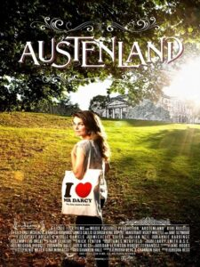 "Poster for the movie ""Austenland"""