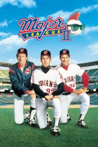 "Poster for the movie ""Major League II"""