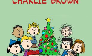 """Poster for the movie """"It's Christmastime Again, Charlie Brown"""""""