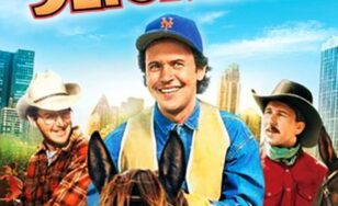 "Poster for the movie ""City Slickers"""