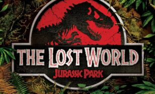 "Poster for the movie ""The Lost World: Jurassic Park"""