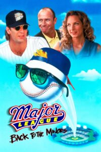 "Poster for the movie ""Major League: Back to the Minors"""