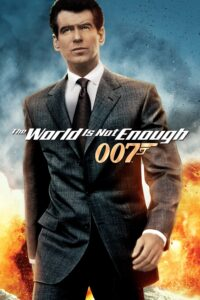 """Poster for the movie """"The World Is Not Enough"""""""