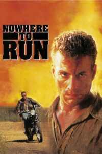 "Poster for the movie ""Nowhere to Run"""