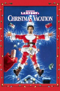 """Poster for the movie """"National Lampoon's Christmas Vacation"""""""