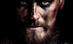 "Poster for the movie ""Macbeth"""