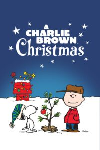 "Poster for the movie ""A Charlie Brown Christmas"""