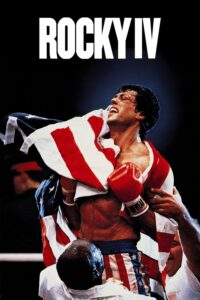 "Poster for the movie ""Rocky IV"""