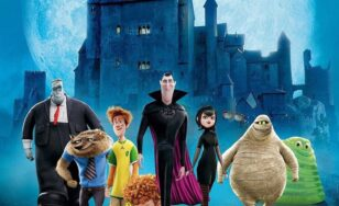 "Poster for the movie ""Hotel Transylvania 2"""