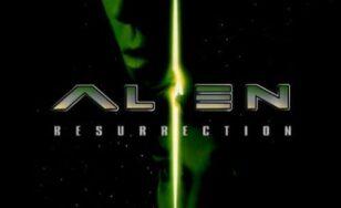 """Poster for the movie """"Alien Resurrection"""""""