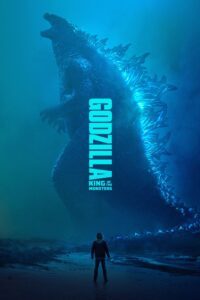 "Poster for the movie ""Godzilla: King of the Monsters"""