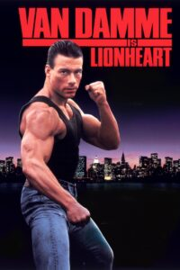 "Poster for the movie ""Lionheart"""