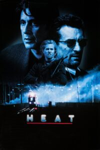 "Poster for the movie ""Heat"""