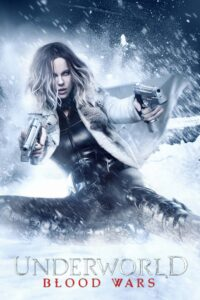 "Poster for the movie ""Underworld: Blood Wars"""