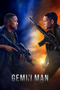 "Poster for the movie ""Gemini Man"""