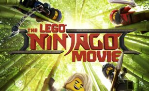 "Poster for the movie ""The Lego Ninjago Movie"""