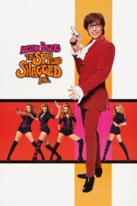 """Poster for the movie """"Austin Powers: The Spy Who Shagged Me"""""""