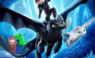 """Poster for the movie """"How to Train Your Dragon: The Hidden World"""""""