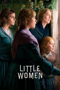 "Poster for the movie ""Little Women"""