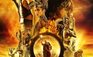 "Poster for the movie ""Gods of Egypt"""